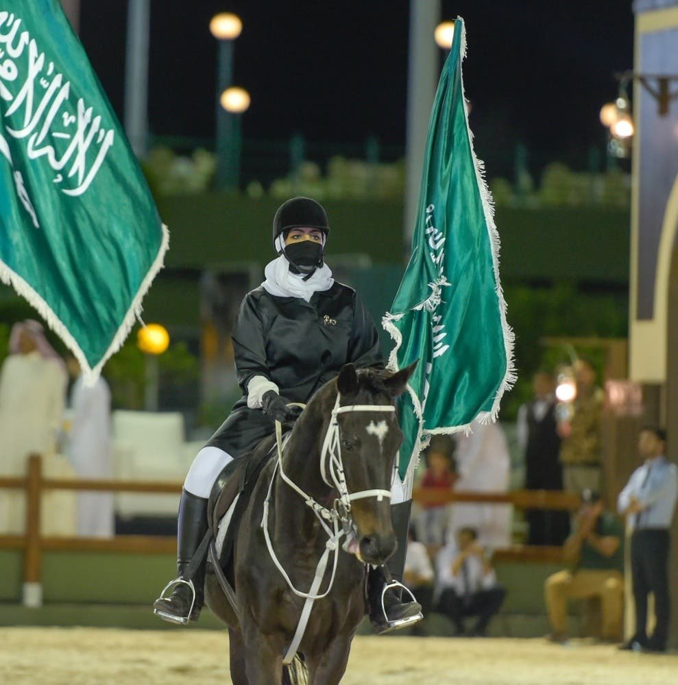Saudi women horse rider 6 (Supplied)