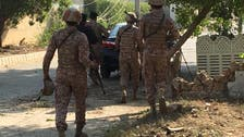 کراچی میں چینی قونصل خانے پر دہشت گردوں کا حملہ، دو پولیس اہلکار جاں بحق