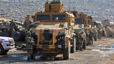 Turkey deploys new military reinforcements to Syrian border