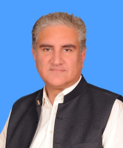 Shah Mahmood qureshi, foreign minister of Pakistan. (Supplied)