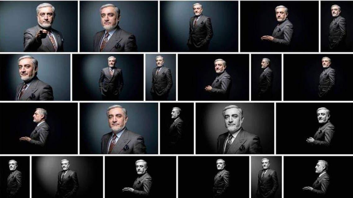 تصاویر رییس اجرایی افغانستان در پاریس واکنشهای تندی در پی داشت