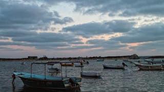 إغلاق مينائي الإسكندرية والدخيلة بسبب سوء الأحول الجوية