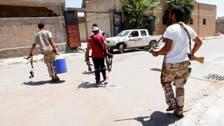 مقتل 9 عسكريين بهجوم إرهابي في ليبيا