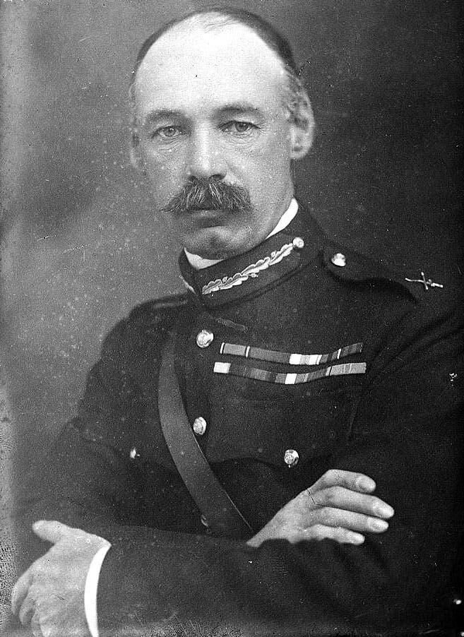صورة للجنرال البريطاني هنري راولسون