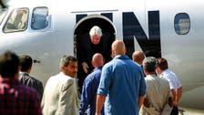 مارٹن گریفتھس یمنی حکومت کی قیادت سے بات چیت کے لیے صنعاء سے الریاض روانہ