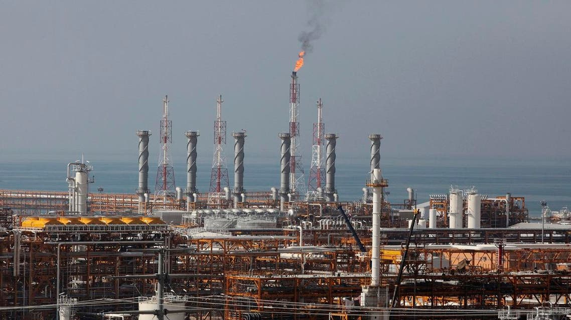 Iran Pars gas (AP)