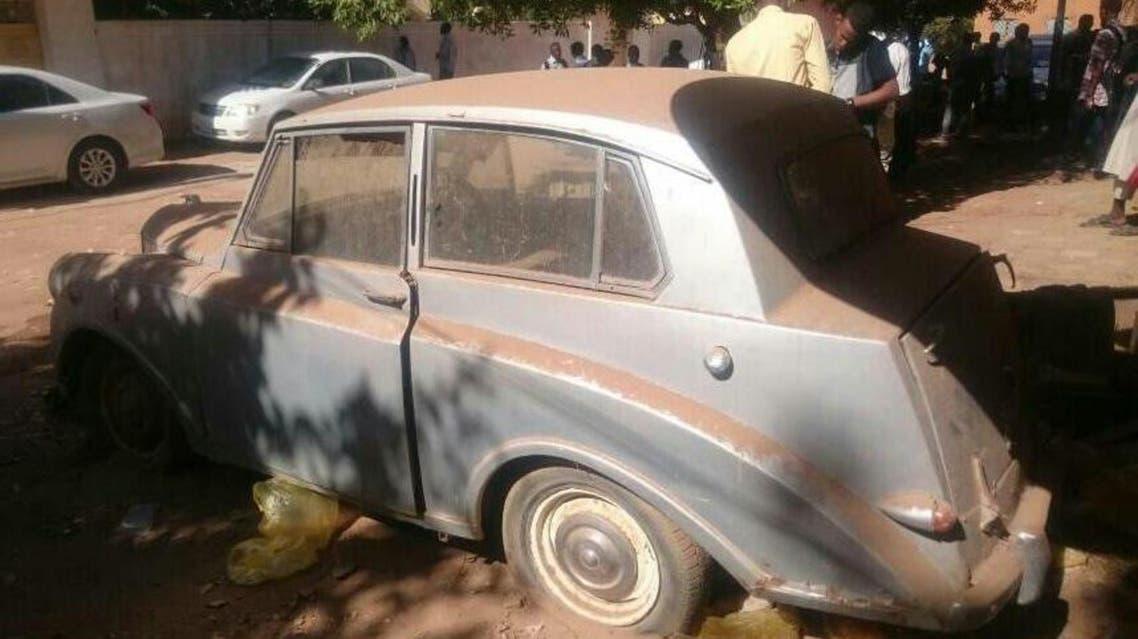 سوڈان گاڑی