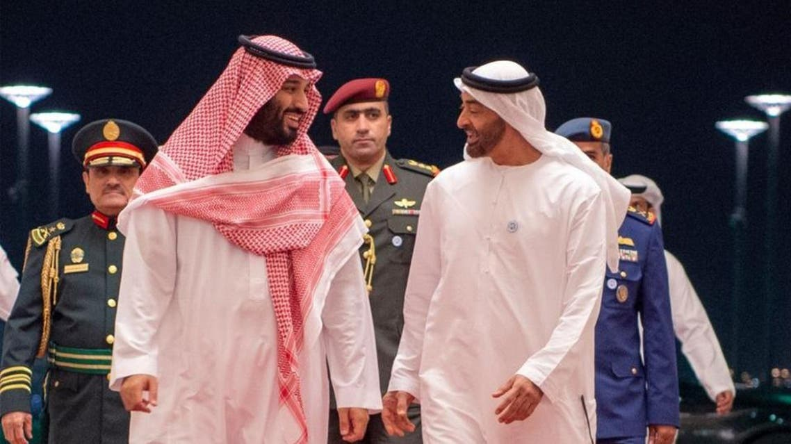Saudi Crown Prince: Our ties with the UAE is unique, special