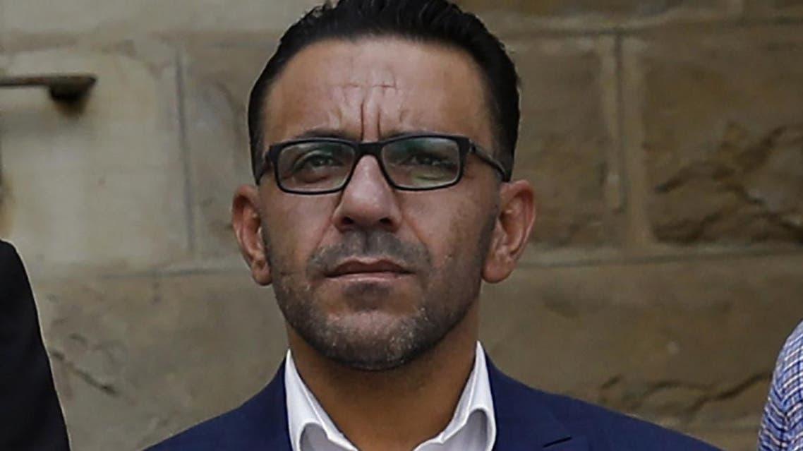 Palestinian Jerusalem governor (AFP)