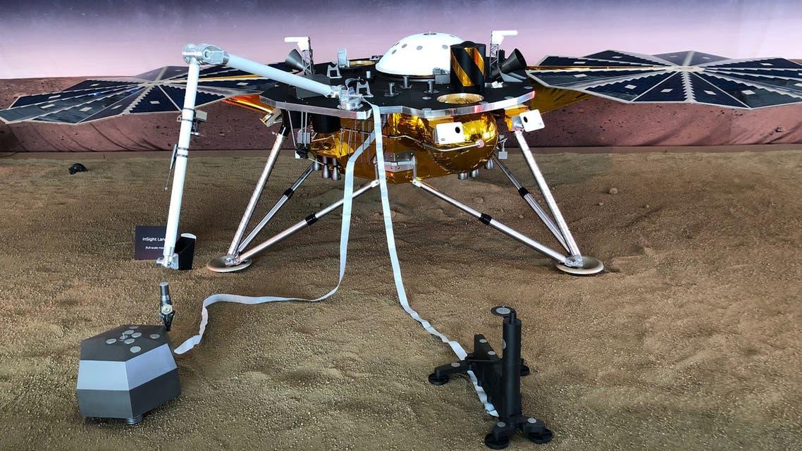 مسبار ناسا - المريخ