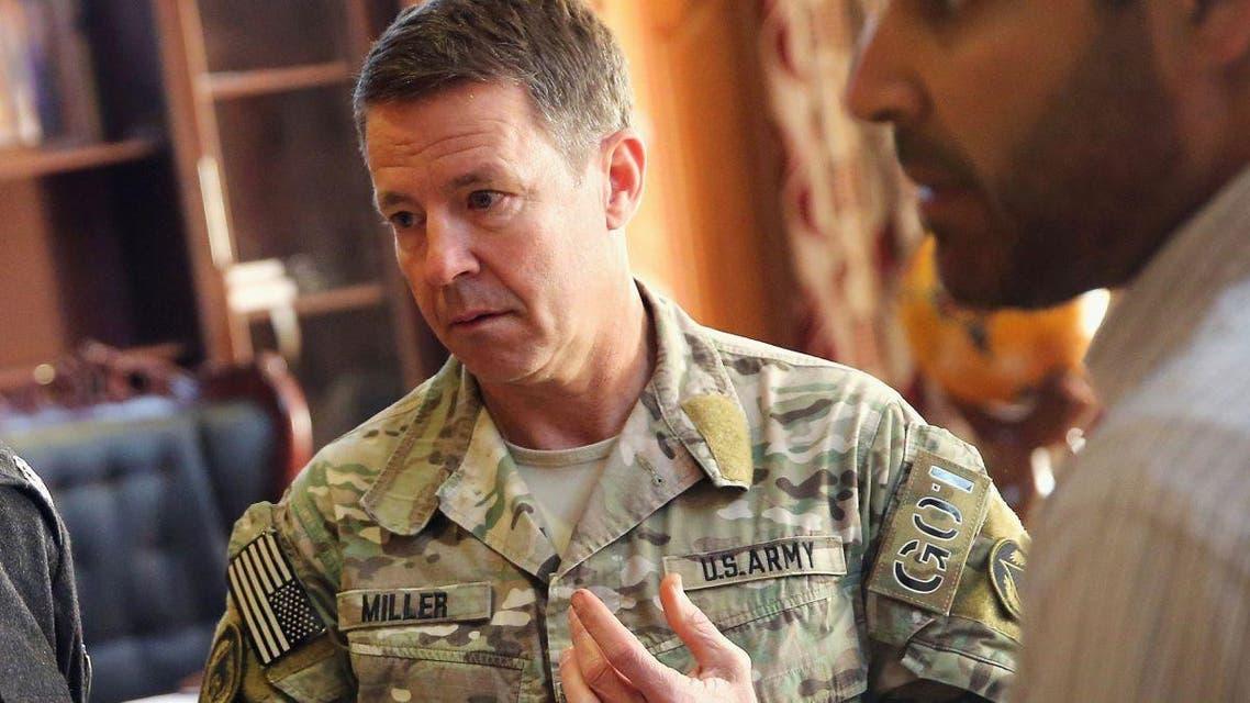 فرمانده تانو در افغانستان