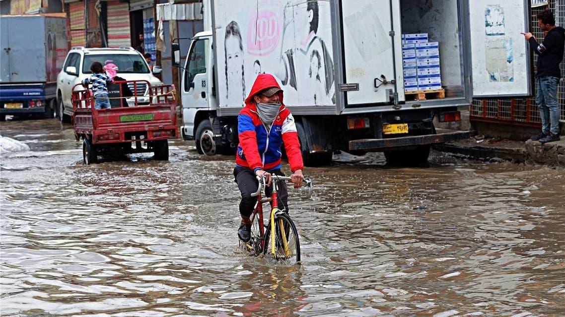 Iraq floods (AP)