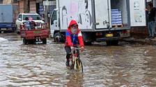 عراق : طوفانی بارشوں کے بعد سیلاب سے دو روز میں 21 ہلاکتیں ، ہزاروں بے گھر