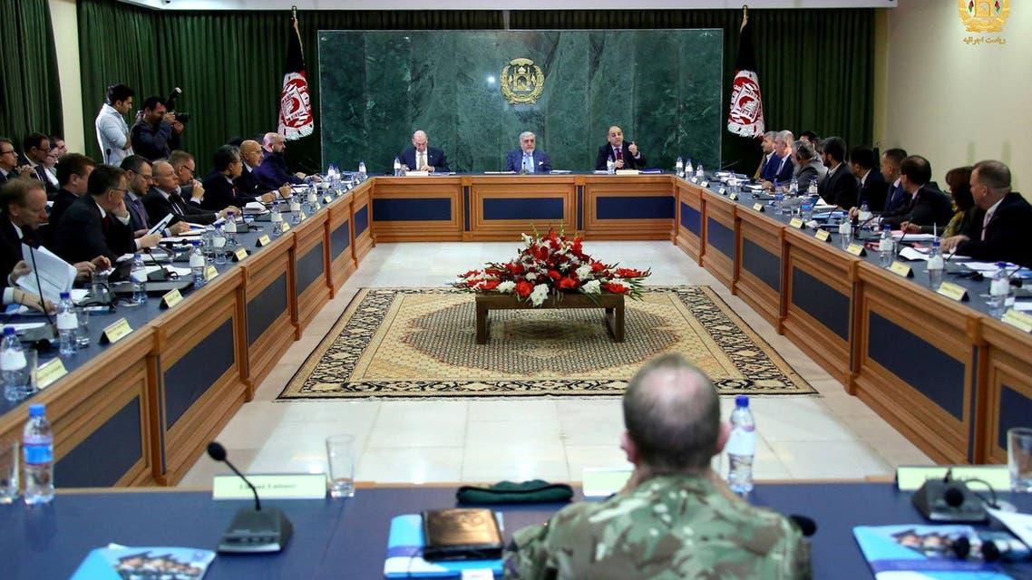 حکومت افغانستان: بحث روی اداره موقت بیوقت است جز انتخابات راهی وجود ندارد http://ara.tv/zfsn8