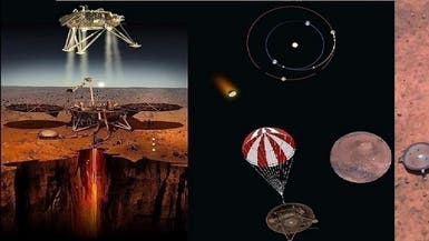 """دقائق بتوقيت المريخ تحبس الأنفاس في """"ناسا"""" هذا الاثنين"""