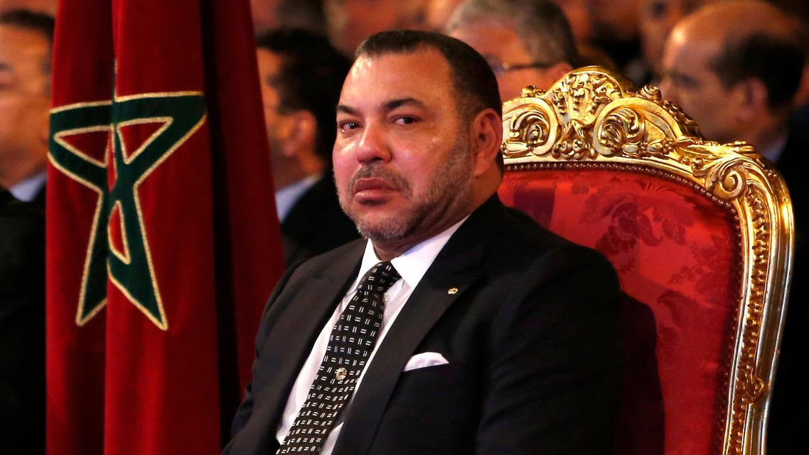 Morocco's King Mohammed VI. (File photo: The Associated Press)