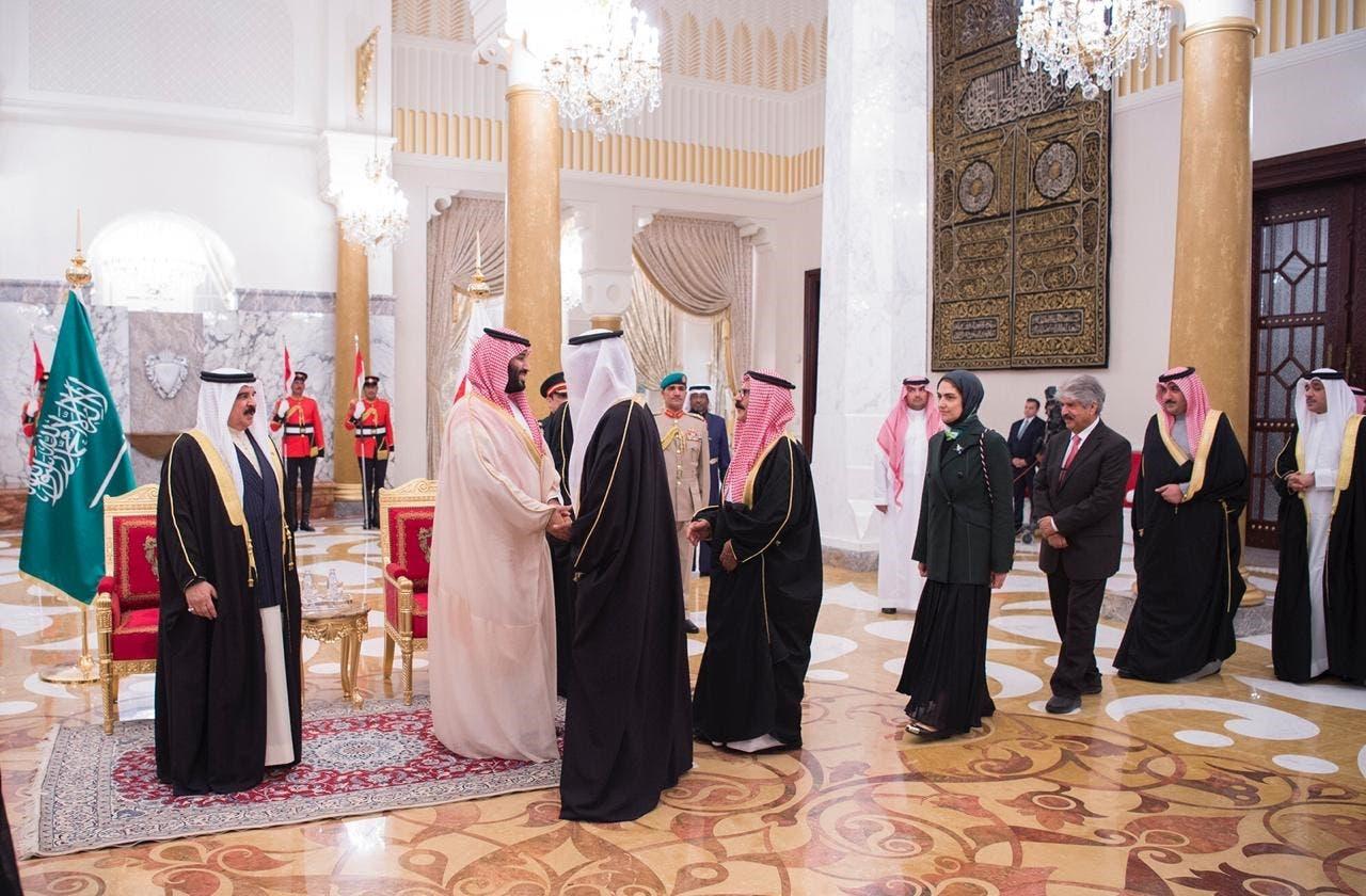 Saudi Crown Prince visits Bahrain as part of regional tour 6