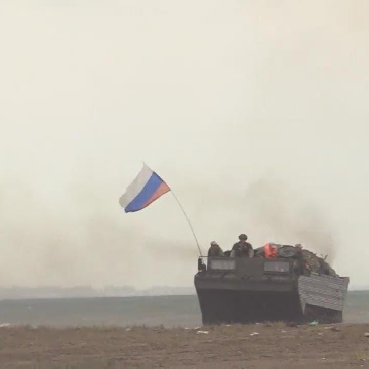 أوكرانيا لحلفائها: على الغرب التحرك لمنع أي هجوم روسي جديد