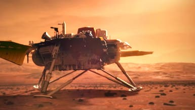 رحلة دامت 6 أشهر.. مسبار ناسا يصل المريخ اليوم