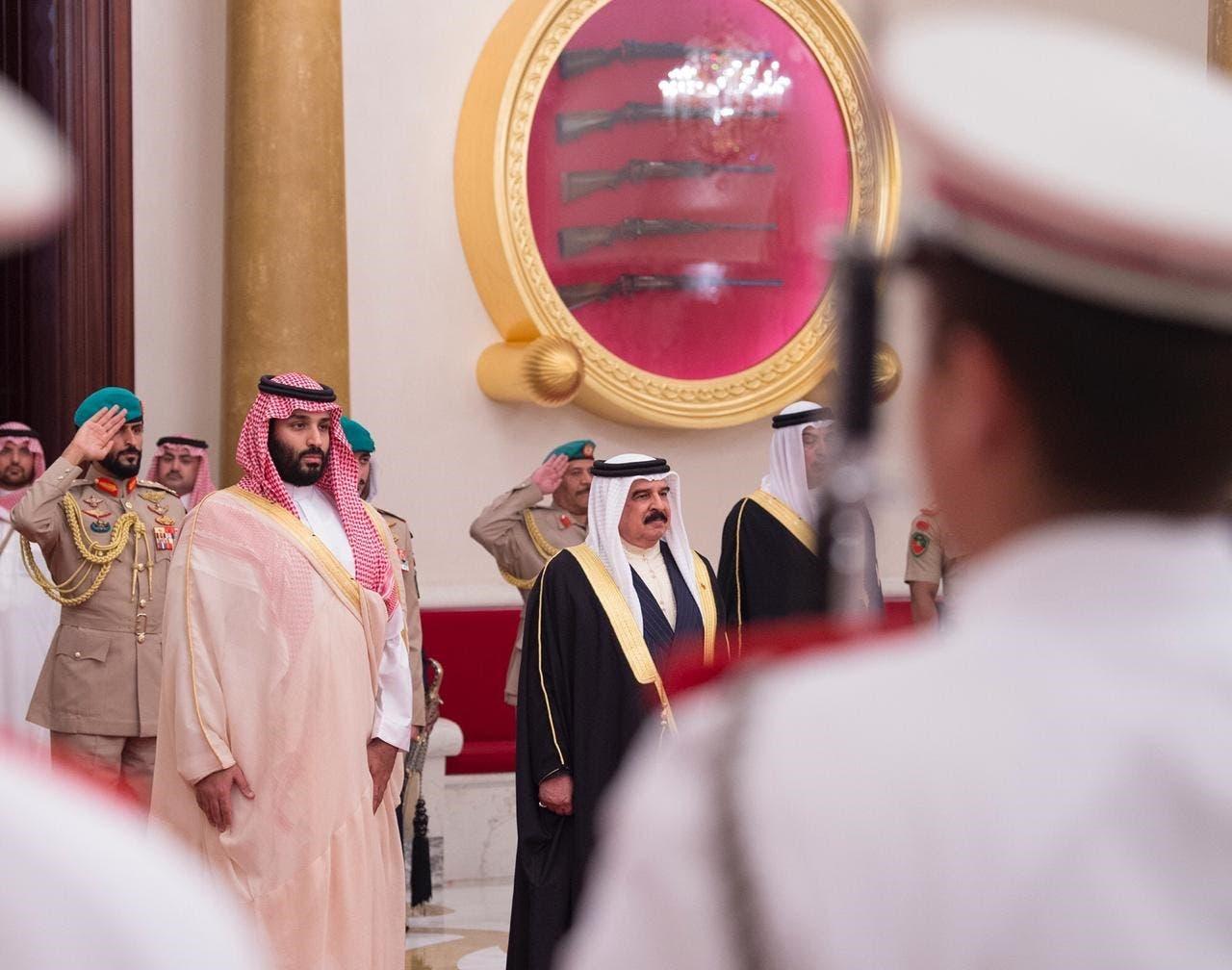 Saudi Crown Prince visits Bahrain as part of regional tour 3