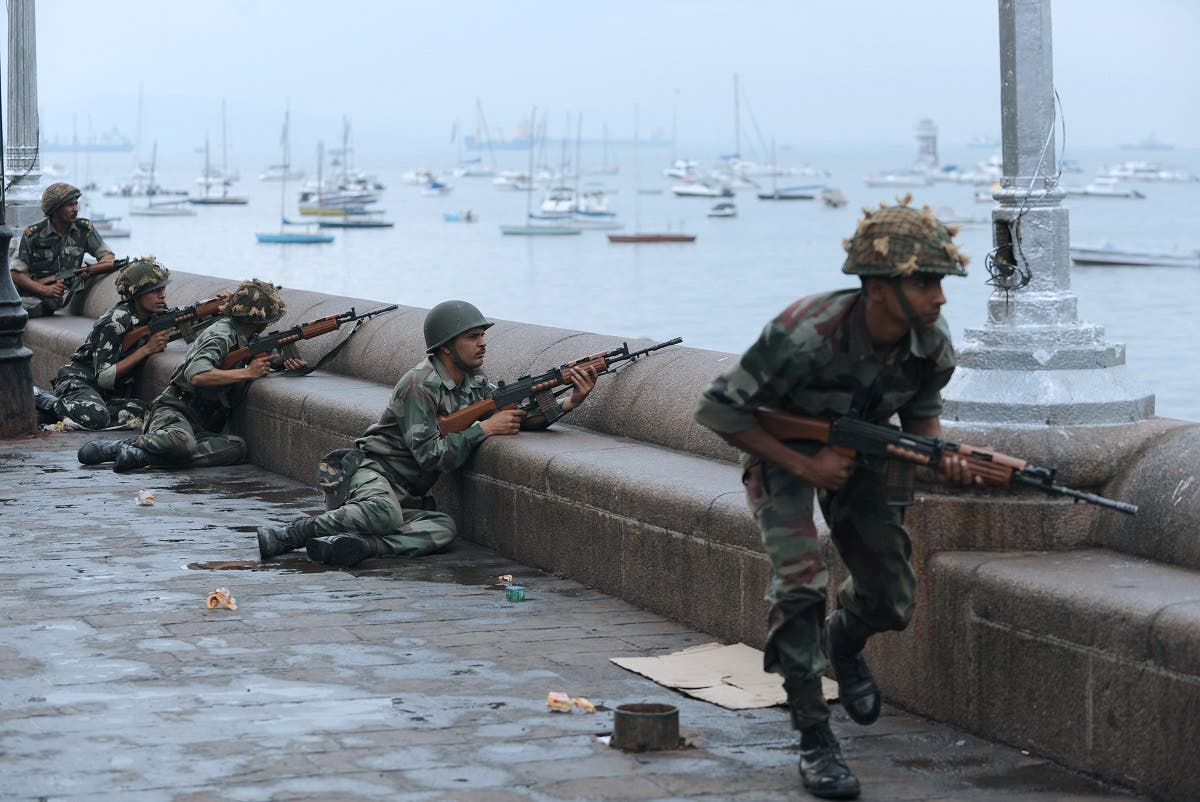 Ten years ago militants from Pakistan laid siege to India's financial capital Mumbai for three days, killing 166 people and injuring hundreds more. (AFP)