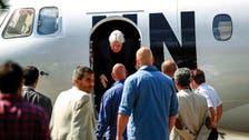 UN envoy in Riyadh to meet Yemeni govt officials