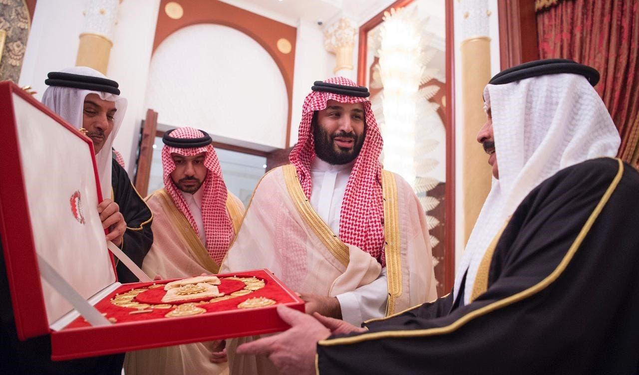 Saudi Crown Prince visits Bahrain as part of regional tour 9
