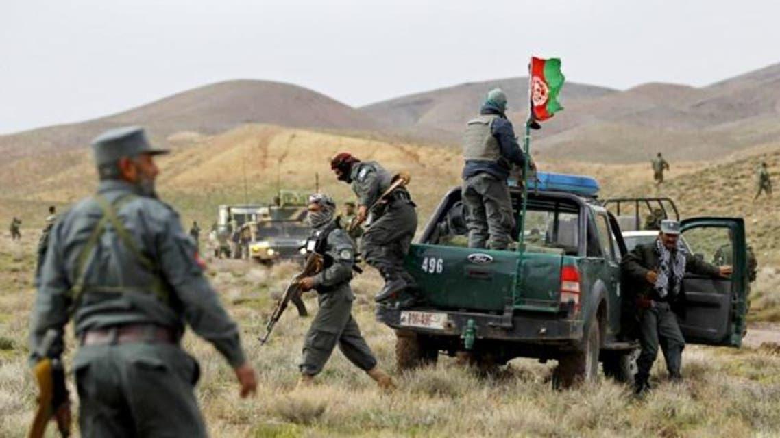 18 سرباز پولیس در فراه افغانستان کشته شدند
