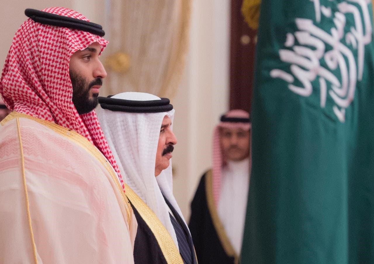 Saudi Crown Prince visits Bahrain as part of regional tour 13