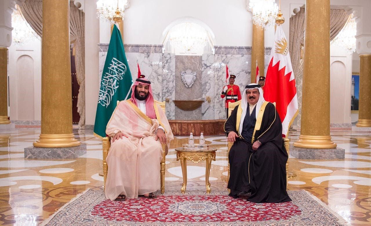 Saudi Crown Prince visits Bahrain as part of regional tour 2