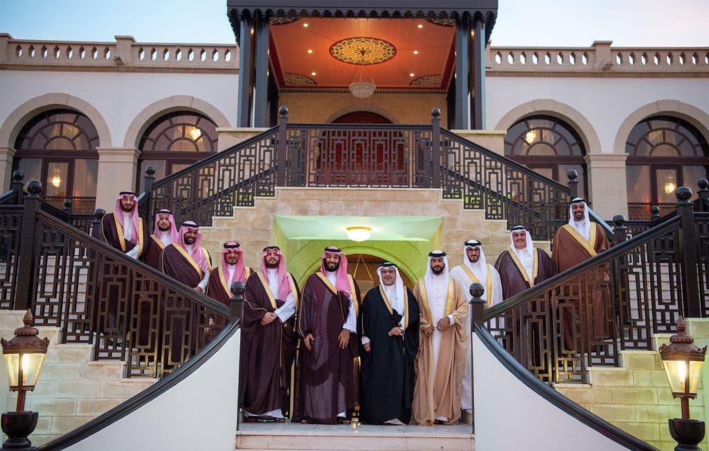 saudi bahrain crown prince