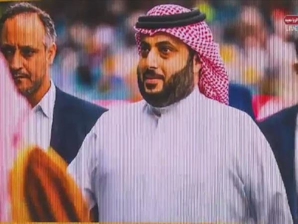 فوز آل الشيخ بجائزة أفضل شخصية رياضية عربية