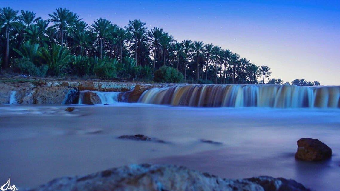 Rummah valley saudi arabia. (Supplied)
