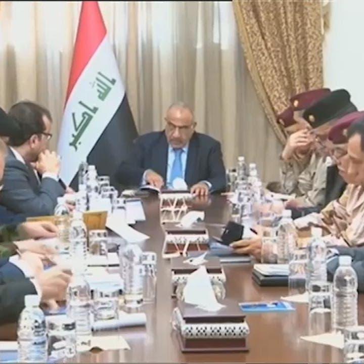 معركة استكمال حكومة العراق واتهامات متبادلة بين الكتل