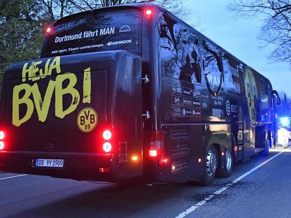 """السجن 14 عاماً لمستهدف """"تفجير"""" حافلة دورتموند الألماني"""