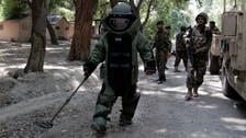 Roadside bomb kills three US soldiers in eastern Afghanistan