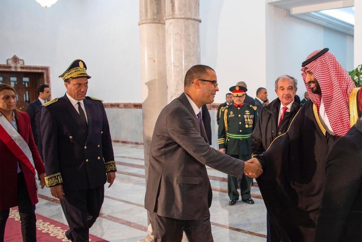 Saudi Crown Prince arrives in Tunisia on fourth leg of regional tour