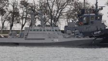 NATO demands Russia free seized Ukrainian ships