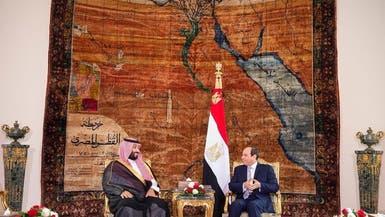 ولي العهد السعودي والسيسي يتمسكان بشروط مصالحة قطر