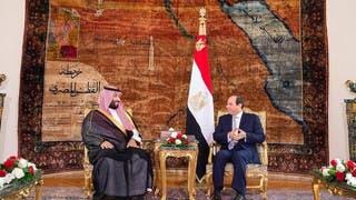 السعودية ومصر يجددان التمسك بشروط مصالحة قطر