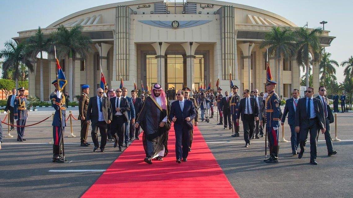 saudi crown prince sisi