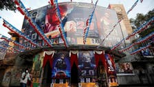 Indian cinemas reopen after shutdown for seven months amid coronavirus pandemic
