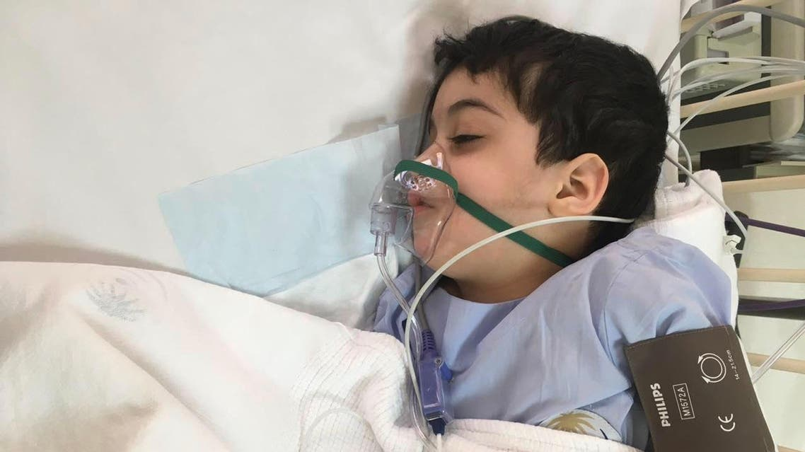 Differently abled Saudi boy hailed a hero for donating stem cells to his sister
