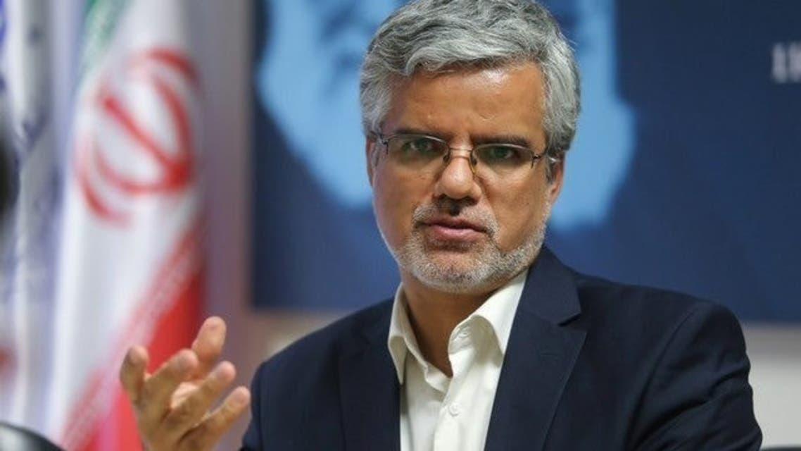 النائب عن طهران في البرلمان الإيراني محمود صادقي