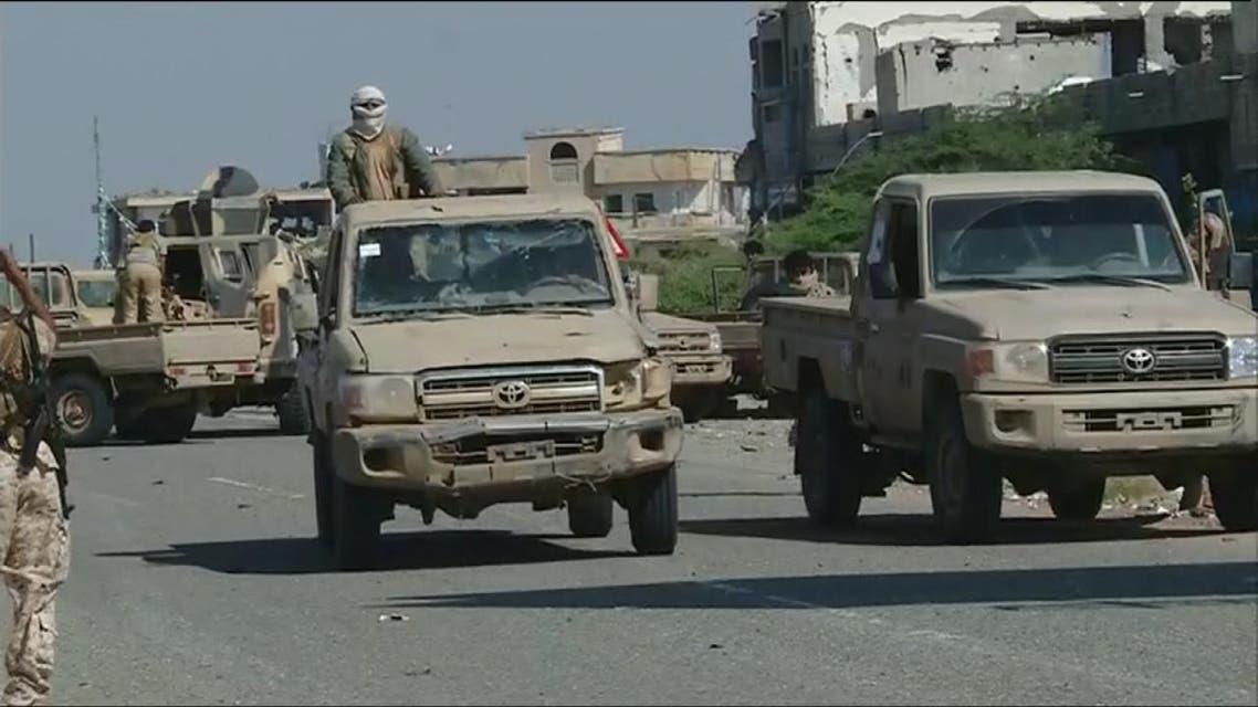 THUMBNAIL_ الجيش اليمني يتقدم في جبهات الشمال