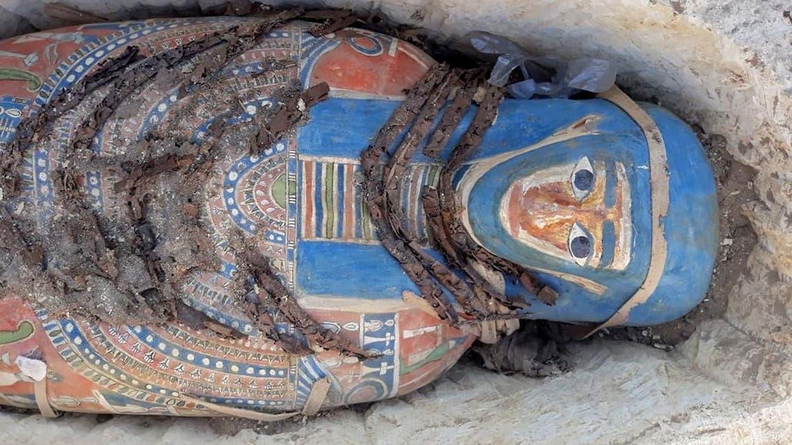 mummies Egypt (AFP)