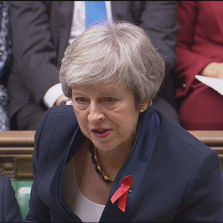 هذة احتمالات سحب الثقة من رئيسة وزراء بريطانيا