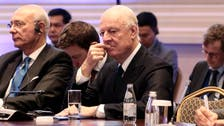 Staffan de Mistura: 'No tangible progress' on Syria constitution