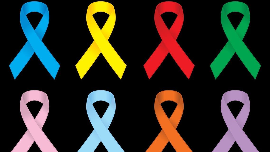 أنواع السرطان المختلفة