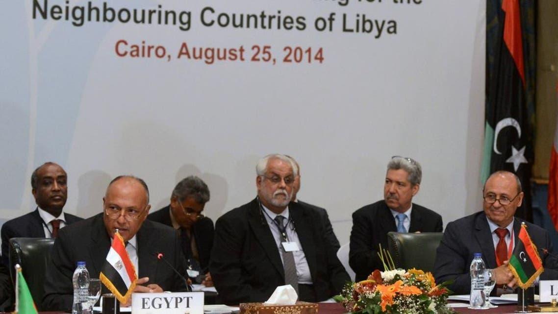 من اجتماع سابق لوزراء خارجية دول جوار ليبيا